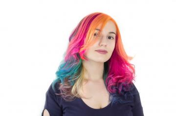 Тонирование или окрашивание волос - что выбрать