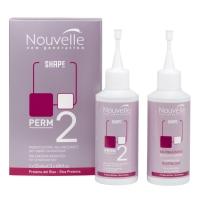 Набір для завивки фарбованого волосся Nouvelle Volumizing modifier + Neutralizer Kit 2