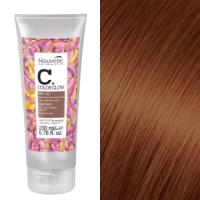 Маска для поддержания цвета волос Nouvelle Rev Up Color Refreshing Mask COCAO Какао 200 мл