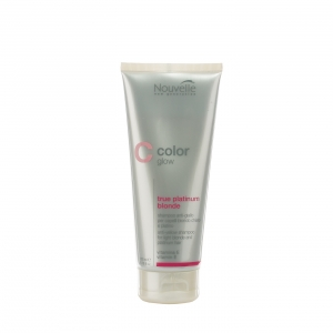 Шампунь проти жовтизни волосся Nouvelle True PLATINUM Blonde Shampoo